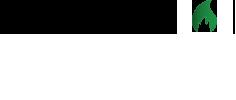 Quemando Laser Logo